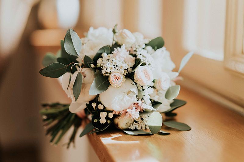 Svatební fotografie Nicole Machová